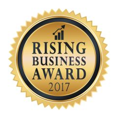 Rising Business Award